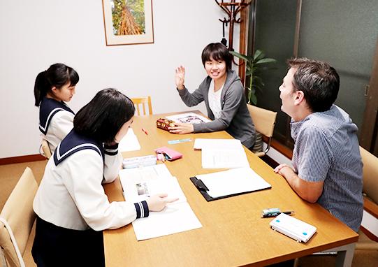高校生英会話クラス