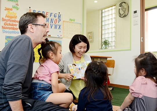 幼稚園英会話クラス